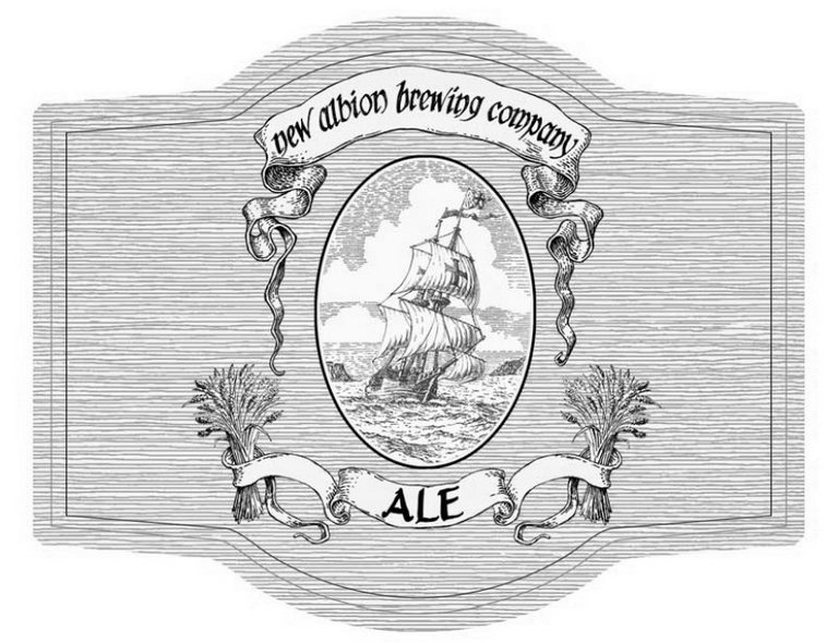 New Albion Ale Brews for a Limited Release