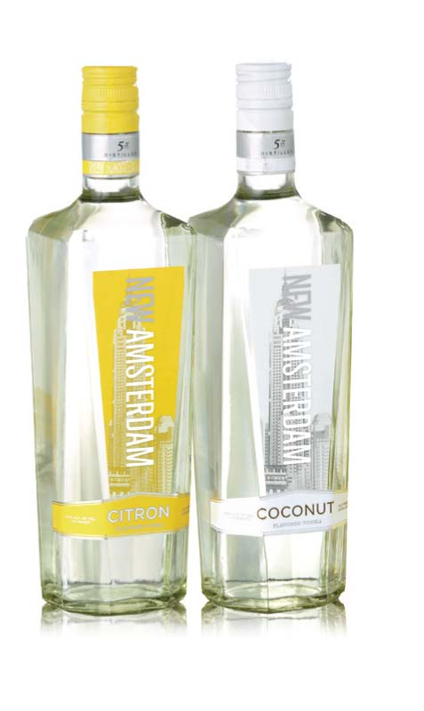 NEW AMSTERDAM ADDS TROPICAL FLAVORS