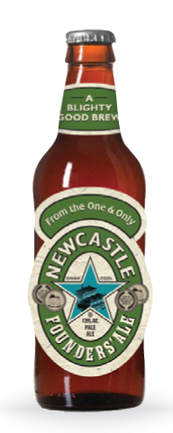 NEWCASTLE BRINGS BACK LIMITED EDITION FOUNDER'S ALE