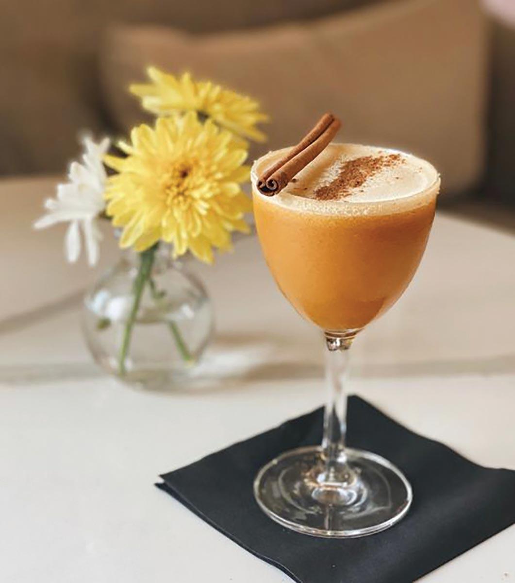 Hotel Viking's Seasonal Cocktails Feature Newport Craft Spirits