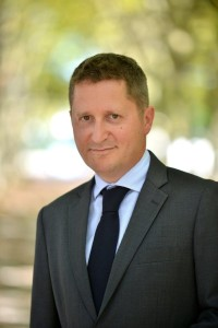 Guillaume Deglise, Chief Executive of Vinexpo and Vinexpo Overseas.