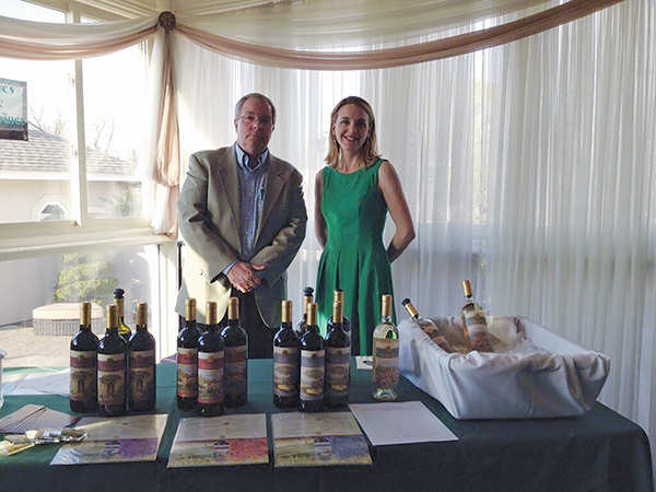 NOTRE DAME FUNDRAISER BRINGS TOGETHER WINE LOVERS
