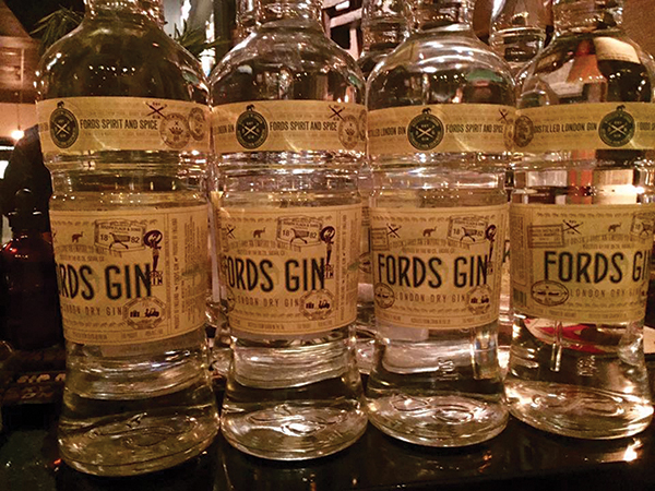 Fords Gin Cocktail Competition Highlights Brand in New Haven
