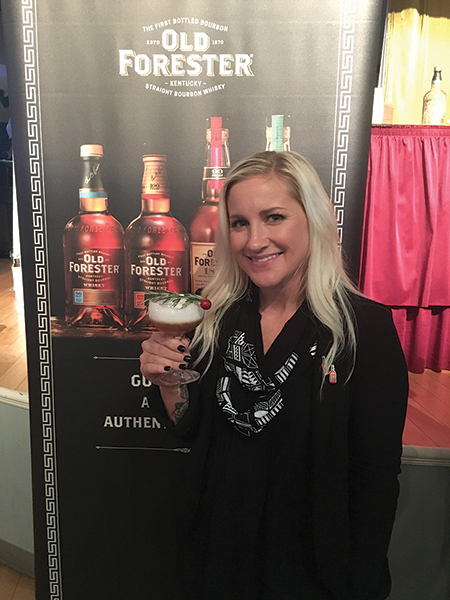 Old Forester Bourbon Featured in USBG CT Cocktail Competition