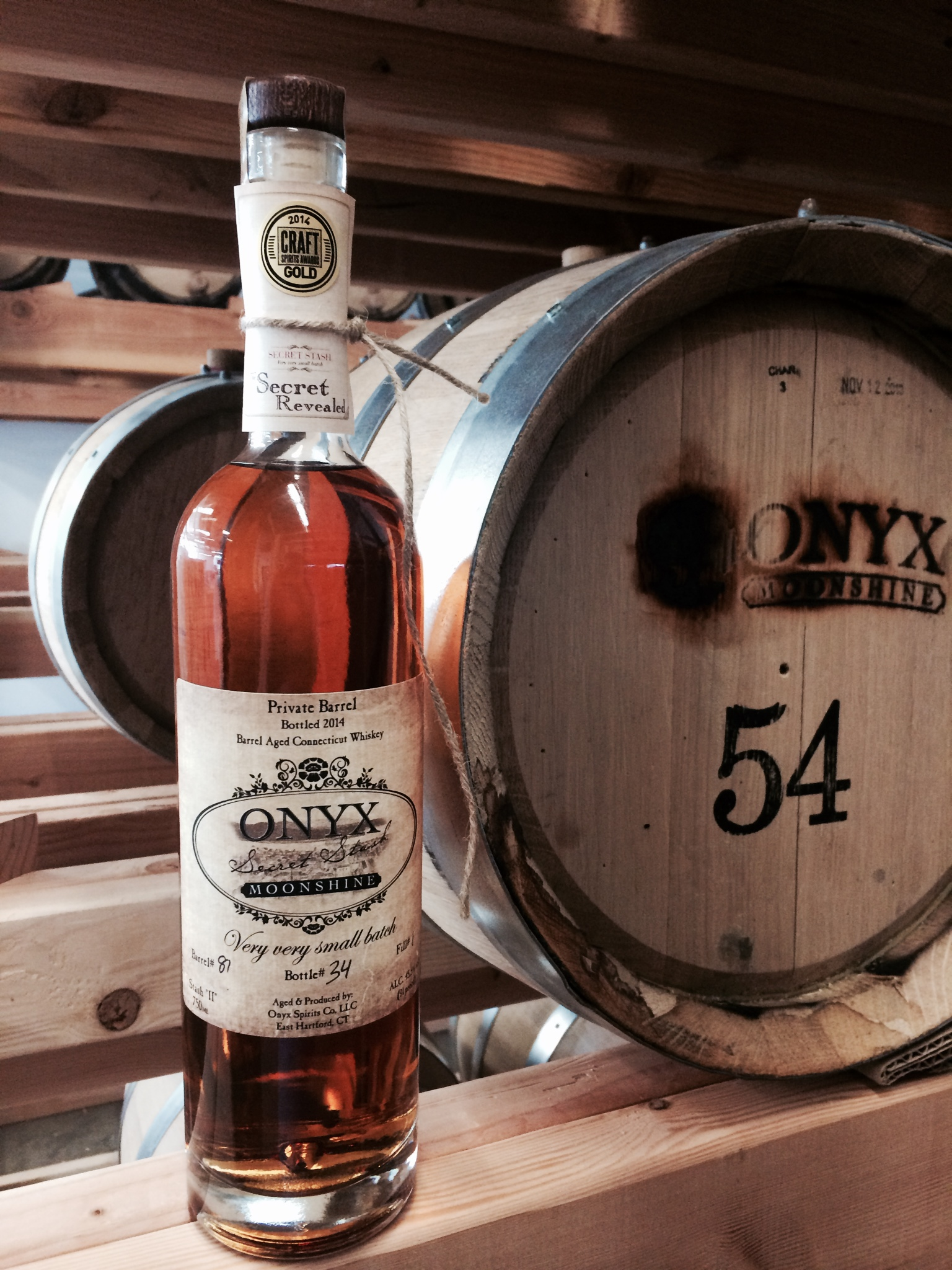 Onyx Spirits Company Re-releases Whiskey for Fourth of July