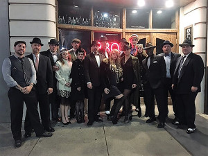 Opici Family Distributing of Connecticut celebrated Repeal Day in New Haven on December 3. Opici managers, representatives and friends of the distributorship gathered at Ordinary.