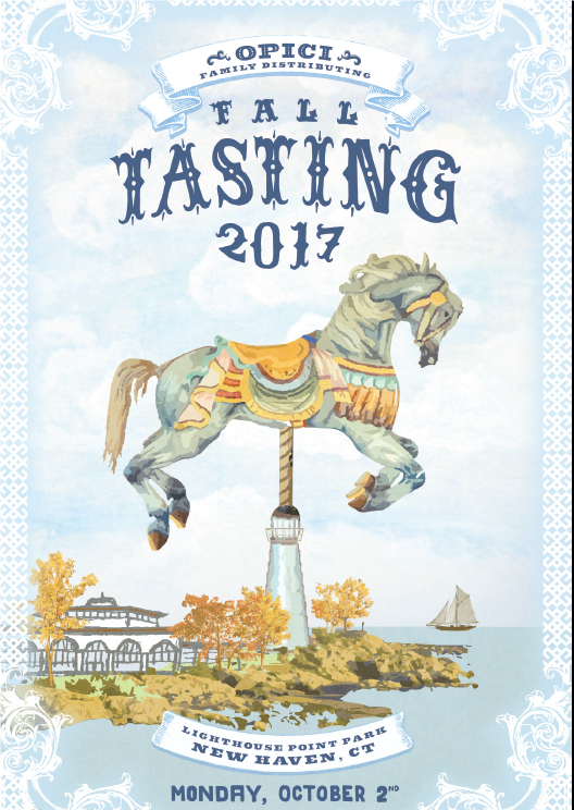 October 2, 1017: Opici Fall Tasting at Lighthouse Point Park