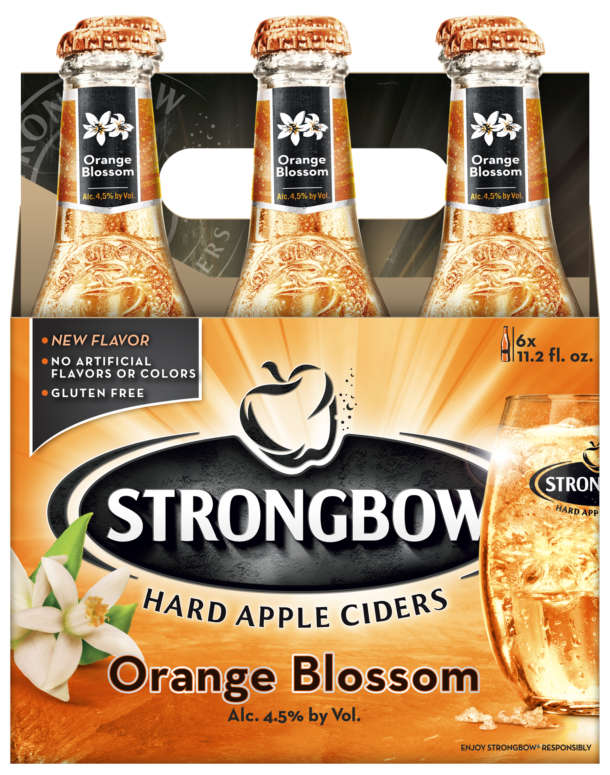 Strongbow Hard Apple Cider Introduces New Flavor