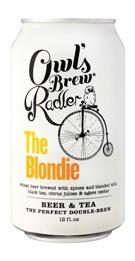 Owl's Brew Launches Radler Line