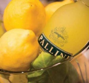 Pallini Limoncello is made from prized Sfusato lemons, exclusive to the Amalfi coast.