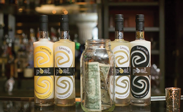 Peel Cocktails Offer Connecticut Tastes to Rhode Island