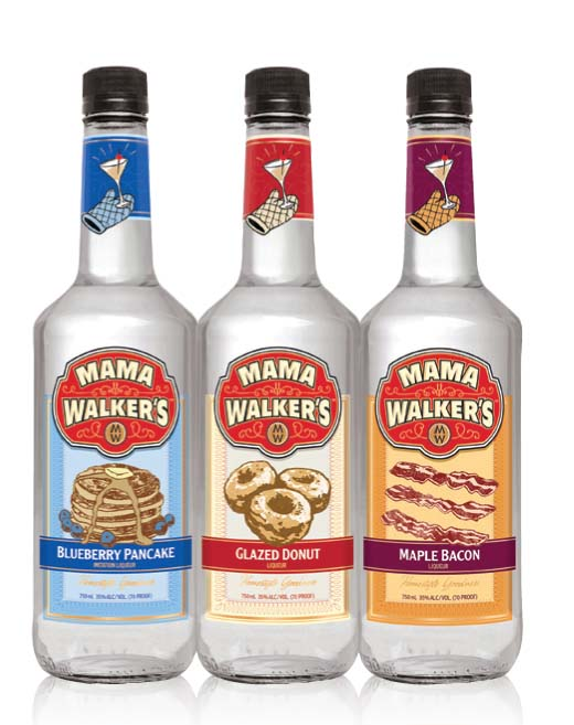 MAMA WALKER'S LIQUEUR TAKES INSPIRATION FROM  BREAKFAST