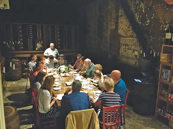 Oregon's Phelps Creek Vineyards Hosted by Thames River Wine & Spirits