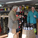 Piper Thurrott, Sales Representative, Slocum & Sons conducted the tasting.