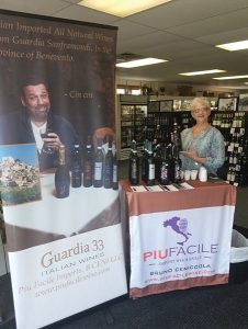 Cindy Cote, Owner, Cindy's Wine & Spirits in Westbrook. Cindy's Wine & Spirits recently reopened at its new location, 688 Boston Post Road in Westbrook.