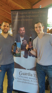 Mike and Ryan Smith, Employees, Silverbrook Wines and Liquors.