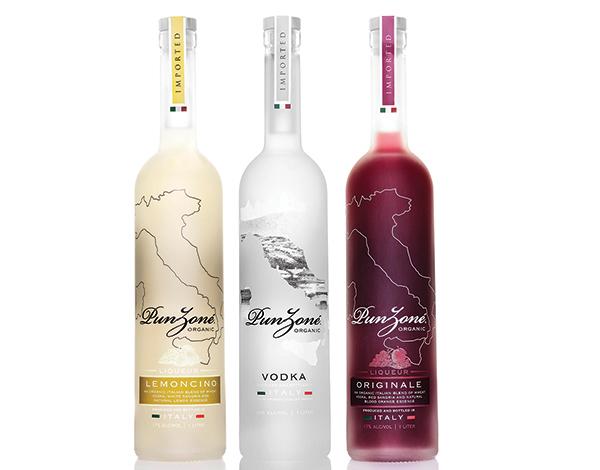 Murphy Distributors Congratulates PunZoné Organic Italian Vodka