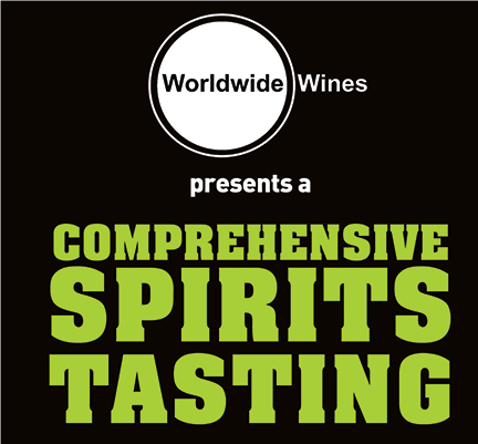 April 3, 2019: Worldwide Wines Trade-Only Spirits Tasting