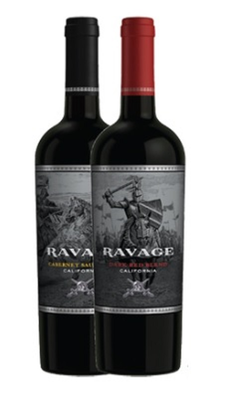 Ravage Wines of California Releases New Vintages