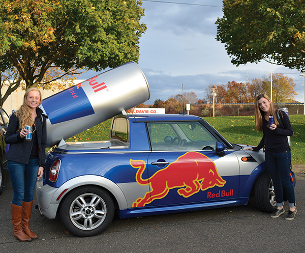 Brescome Barton Welcomes Red Bull Energy Drink