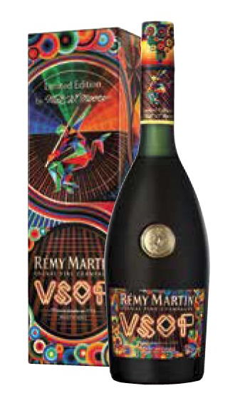 Rémy Martin Debuts Limited Edition VSOP Bottle