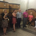 A tour at Varaldo Winery in Barbaresco in Piedmont. Varaldo is a local winery in the village of Barbaresco.