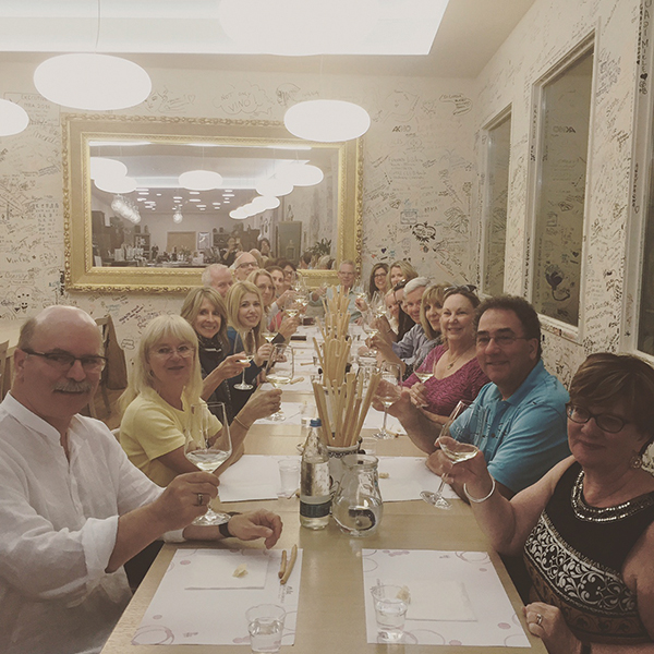 Rhode Islanders Travel to Italy for Wine Tasting Tour