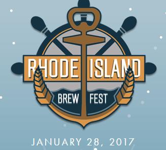 January 28, 2017: Rhode Island Brew Fest 2017
