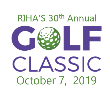 October 7, 2019: 30th Annual RIHA Golf Classic