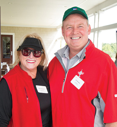 RI Hospitality Association Hosts Charity Golf Tournament