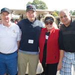 Al Martin; Matthew Myers; Dale Venturini, President and CEO, RI Hospitality Association; Jim Pezzullo.
