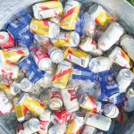 Beer offerings included local brand, Narragansett.
