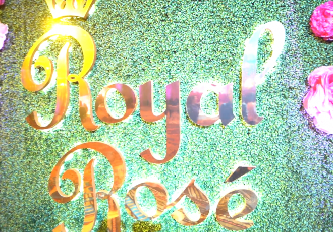 February 16, 2020: Royal Rosé at Foxwoods Resort Casino