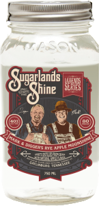 Mark & Digger's Rye Apple Moonshine