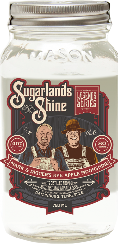 Sugarlands Distilling Co. Release Rye Apple Expression
