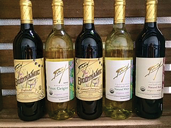 Sage Cellars Adds California's Frey Vineyards to Portfolio