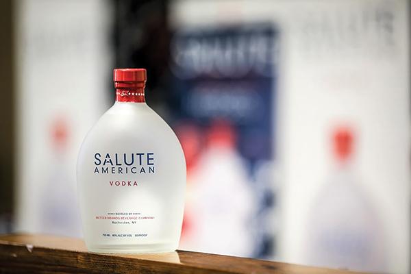 Brescome Barton Welcomes Salute American Vodka Launch Tour