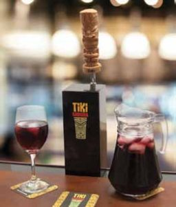 Being that sangrias are ready-to-drink, it makes sense that suppliers have been offering it in more convenient formats, including 3L bag-in-box, Tetra Paks and even on tap.