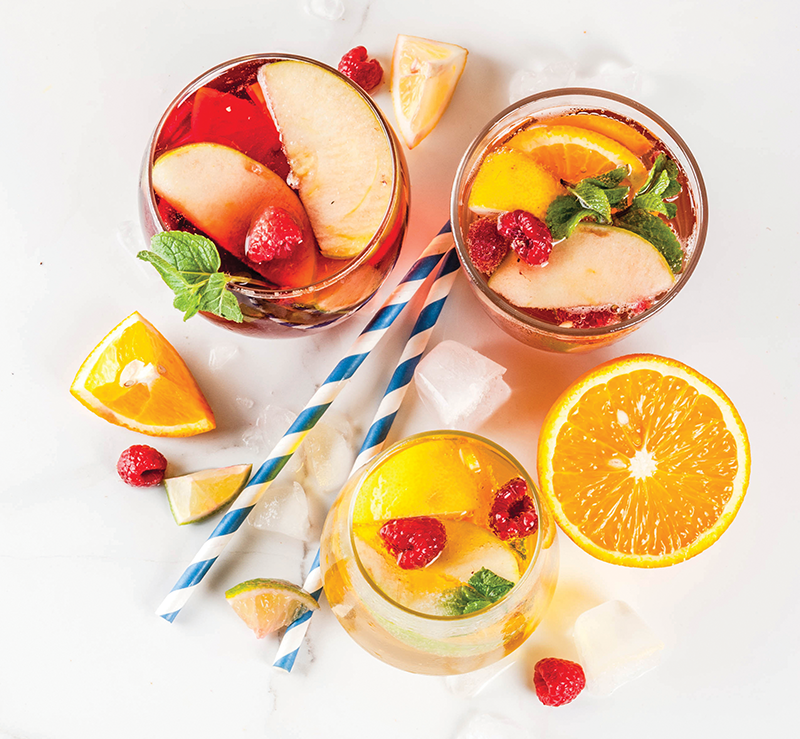 Ready-To-Drink Sangria is Having a Moment