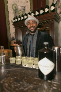 Fred Parent of Hendrick's Gin. Photo by Michael Leung.