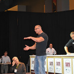 Chef Robert Irvine at the 2014 event.