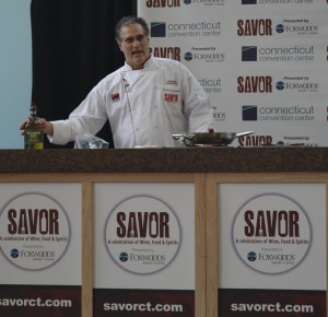 Steve Rosen, Executive Chef, Connecticut Convention Center.
