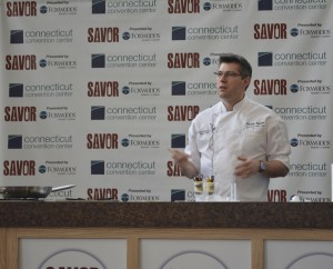 Franck Iglesias, Executive Pastry Chef, Foxwoods Resort.