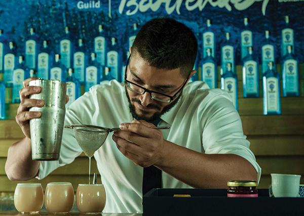 Boston Bartender Named USBG Most Imaginative Bartender