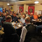 Scottish Dave's Pub in Clinton hosted Scotch enthusiasts for an evening of Scotch and cheese pairings on May 25. The Whiskey Club at Scottish Dave's Pub hosts monthly events, typically on the last Thursday of every month.