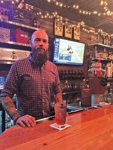 Bartender: Sean May