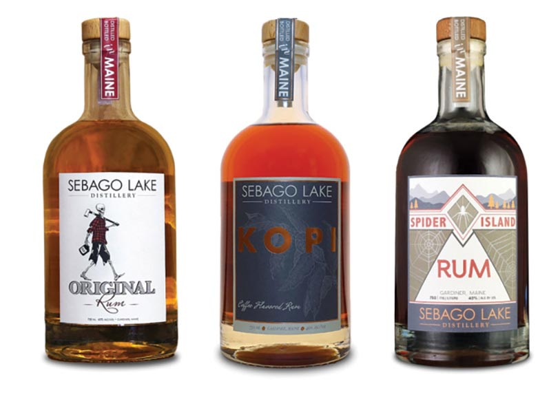 Sebago Lake Distillery Expands Footprint to Rhode Island