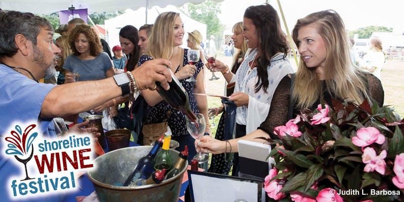 August 10 & 11, 2019: Shoreline Wine Festival