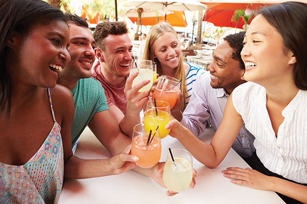 Northeast Millennials Lead National Bar and Liquor Store Purchases