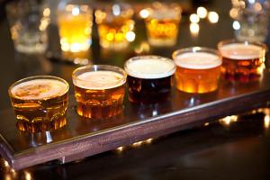 Beer Tasting Sampler